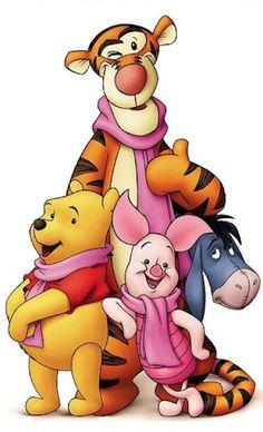 Winnie the Pooh Winnie The Pooh Pictures, Tigger Winnie The Pooh, Winnie The Pooh Quotes, Winnie The Pooh Friends, Pooh Bear, Eeyore, Walt Disney, Disney Cute, Disney Pixar
