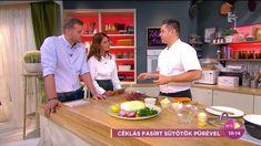Tökéletes vegán ebéd: céklás fasírt sütőtök pürével - tv2.hu/fem3cafe Vegan, Vegans