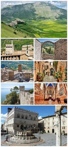Umbria travel guide - Telegraph