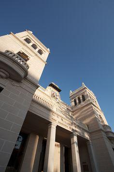 Fachada de el Museo del Marq