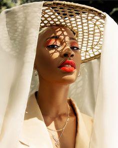 Beauty & portrait photographer based in Belgrade, Serbia. Editorial Photography, Portrait Photography, Fashion Photography, Photography Tips, Black Pics, Foto Fantasy, Black Girl Aesthetic, Makeup Looks, Fun Makeup