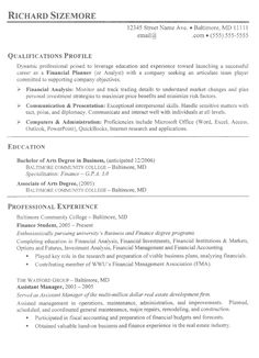 Create A Professional Resume That Reflects Your Skills And