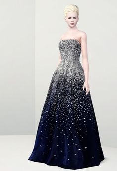 Evening dress sims 3 3d