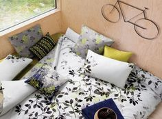 Quilt cover set doona duvet double size new willow multi kas 2 x pillowcases Quilt Cover Sets, Quilt Sets, Duvet, Bedding, Double Quilt, Boy Quilts, Decorative Cushions, Good Sleep, Bed Pillows