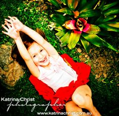 This little girl was photographed in her back yard, you don't even notice the grungy rock and bit of dirt. This square design is awesome, loving the colours..Lifestyle colour photography using gorgeous colourful clothes BRISBANE http://www.katrinachrist.com.au/portrait-photo-gallery/Lifestyle-Collection/Childrens-Photographer.aspx