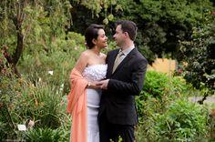 Johana y Ricardo