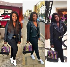 experimental with your choices, you still need a bit of motivation and that's what we are providing for you with these weekend casual styles layout; African Beauty, African Fashion, African Actresses, Social Media Influencer, Bikini Photos, Beautiful Smile, Our Girl, Modest Fashion, Winter Coat