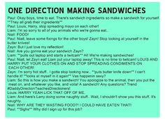 Hahahaha.... Try not to laugh, just saying:)