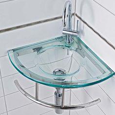 Lave-mains dangle Cristal - Vasque - Lapeyre