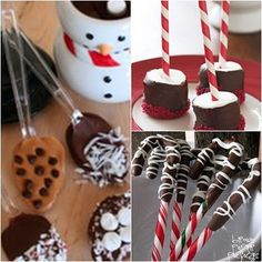 Going to make for my hot chocolate bar Christmas morning!