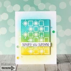 The Alley Way Stamps, TAWS, cards, clear stamps, #TAWS, Anna kossakovskaya, Starbust, More Than Words
