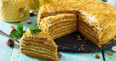 Hrnčeková medová torta - dôkladná príprava krok za krokom. Recept patrí medzi tie najobľúbenejšie. Celý postup nájdete na online kuchárke RECEPTY.sk.