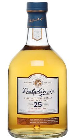 Dalwhinnie 25 Years Old ダルウィニー