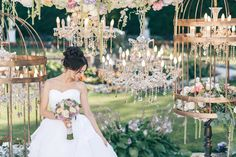 #bridal look