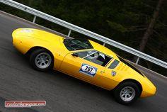 Italienisches Design, rennsportorientierte Fahrgestell-Ideen und amerikanische Grossserienmotoren kombiniert  © Daniel Reinhard #DeTomaso #Mangusta #1970