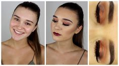 Autumn Inspired Makeup Tutorial | Shani Grimmond - Google Search