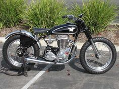matchless flat tracker motorcycles | Yoshi's Museum - Matchless G80RR Flat Track Racer