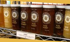 Rebrand for one of Colorado's largest and growing all-natural honey and bee distribution companies, promoting the growth and repopulation of dwindling bee populations.