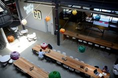 Pinterest's Perfectly Crafty SF Headquarters | California Home + Design