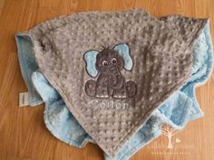 Basketball personalized minky baby blanket gender neutral baby elephant personalized minky baby blanket personalized minky baby blanket personalized baby gift elephant negle Choice Image
