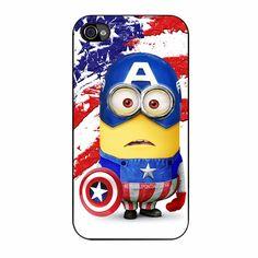 Minion 2 iPhone 4/4s Case