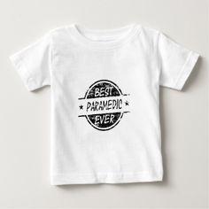 Best Paramedic Ever Black T Shirt, Hoodie Sweatshirt