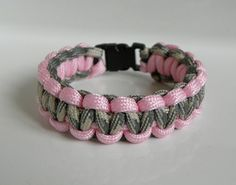 Air Force Wife ABU Paracord Bracelet Desert Foliage & by afoprtr, $5.00