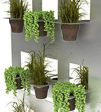 O design voltado para hortas e jardins verticais | Vila do Artesão