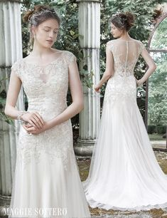 Sundance - Maggie Sottero - Available at Stella's Bridal & Evening Collections