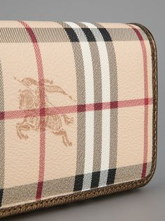 BURBERRY LONDON - checked purse 4