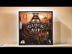 Glück auf - Brettspiel Review #6  (german with english subtitles)