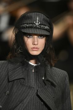 Défilé Chanel Pré-collection automne-hiver 2018-2019 Femme