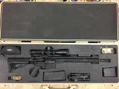 AR10 Pelican 1720 v1 Gun Case Insert Pelican Case, Iwb Holster, Gun Cases, Tactical Knives, Guns, Innovation, Weapons, Pistols, Sniper Rifles