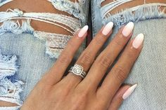 ombre french manicure - Google Search