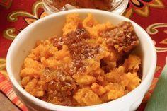 Voodoo BBQ Sweet Potato Souffle