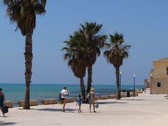 The nicest beach we found in Sicily ......Sampieri (RG)