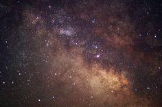 Heart of the Milky Way  Albany, Missouri