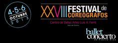 Festival de Coreógrafos 2013 @ Centro de Bellas Artes Luis A. Ferré, Santurce
