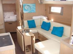 Beneteau Oceanis Sailing Holidays in Greece. Bareboat and crewed yacht charter. Rent the boat of your dreams and experience relaxed holidays in Greece. Sailing Holidays, Boat Projects, Greece Holiday, Furniture, Home Decor, Decoration Home, Room Decor, Home Furnishings, Home Interior Design