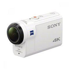 SONY Digital 4K Video Camera Recorder Action Cam FDR-X3000 White Japan import | eBay