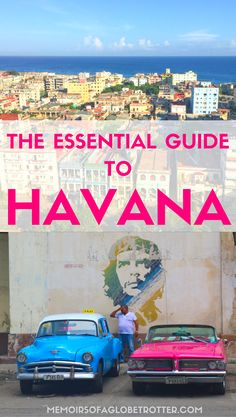 #Havana, the capital of #Cuba, is the perfect place to spend several days enjoying delicious food and drinks, visiting museums, riding in classic cars and learning about history.