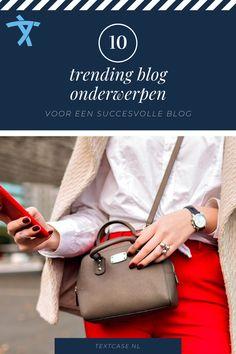 Je hebt onze vorige blogs gelezen en bent nu van plan om zelf een blog te gaan starten. Goede keuze! Maar over welk onderwerp ga je schrijven? Aangezien het onderwerp van je blog belangrijk is, helpen wij je op weg met onze top 10 trending blog onderwerpen van dit moment. #blog #bloggen #succesvol #trends #trending