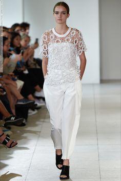 Issa (Spring-Summer 2015) R-T-W Collection at London Fashion Week  #AgneKonciute #AnushkaStupakoff #BrunaTenorio #CharlotteKay #CristinaHerrmann #EmmaOak #FlorenceKosky #FridaMunting #GabrieleRegesaite #IanaGodnia #IrinaNikolaeva #Issa #IzabelGoulart #JiHyePark #LarissaHofmann #London #LucyGascoyne #LunaSchulze #MargaritaPugovka #MariNylander #OlaMunik #ReginaKrilow #SamanthaGradoville #TabithaPernar