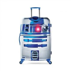 """199.99$  Buy now - http://vitqk.justgood.pw/vig/item.php?t=zqn5lkw22711 - American Tourister 28"""" Spinner Star Wars R2D2"""