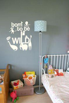 Per la cameretta del piccolo artista :) wording wallstickers   Mercato Bello #10 ▼ BIMBI! ▼ 17.03.13