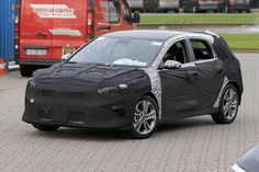 Kia Cee'd Spied, More Details Coming after Frankfurt Motor Show