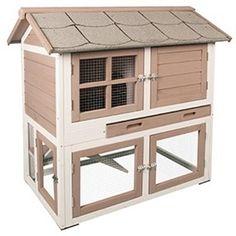 Kaninbur Snug 98cm Snug, Flamingo, Gazebo, Outdoor Structures, Storage, Furniture, Home Decor, Bunnies, Crafty