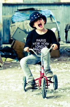 Baby version rock clothes