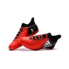 online store 9b8e0 a7e40 Adidas X - Adidas X 16.3 Indoor Football Boot Orange Black White