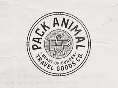 Pack Animal Badge